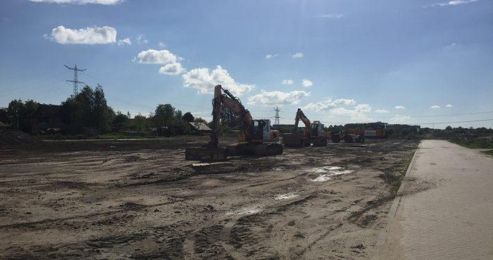 Ontwikkelingsmaatschappij AM ontwikkeld in De Blauwe Zoom