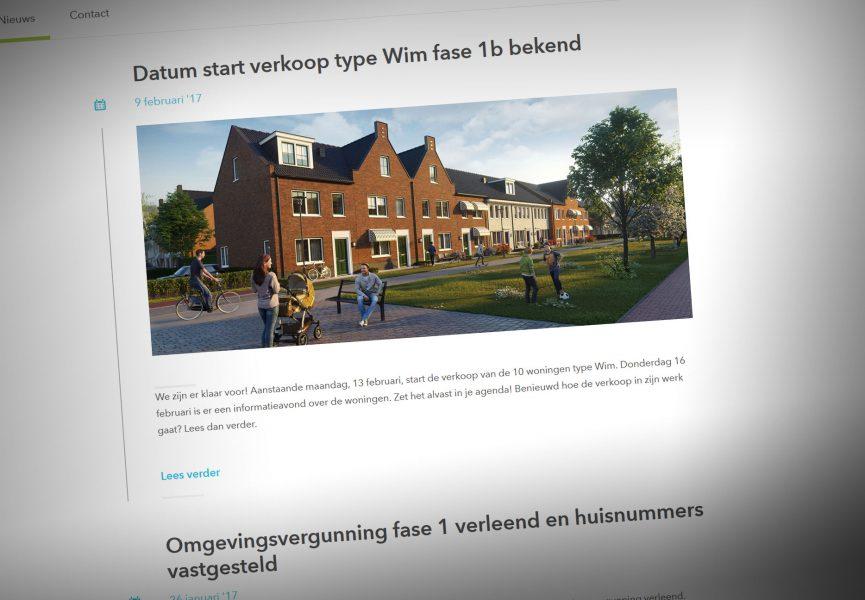 De Nieuwe Buurt Blauwe Zoom Hardinveld-Giessendam type Wim